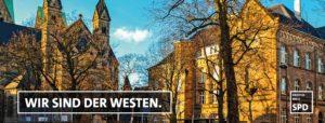 Wir sind der Westen - SPD Krefeld West